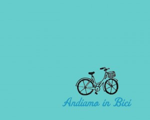 andiamo in bici desktop wallpaper