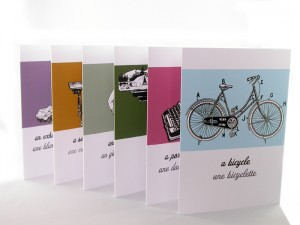 Vintage Inspired Greeting Cards