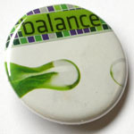 collage button pin