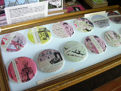 the pocket mirrors