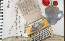 art journal Laura Bucci